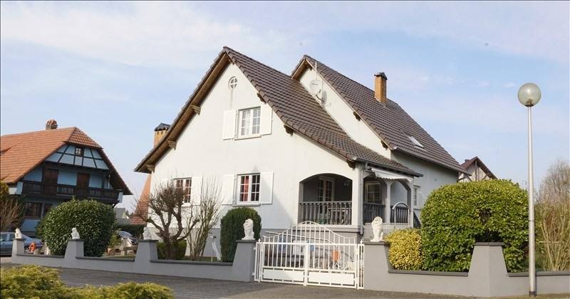 Vente maison / villa Lauterbourg 389 000€ - Photo 8