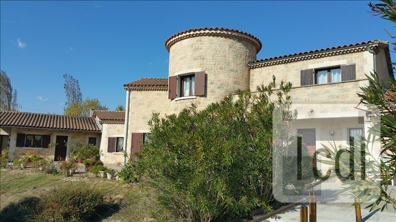 Vente de prestige maison / villa Saint-vincent-de-barrès 828 000€ - Photo 5
