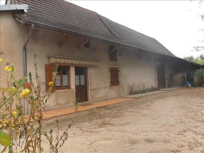 Vente maison / villa Cuisery 109000€ - Photo 1