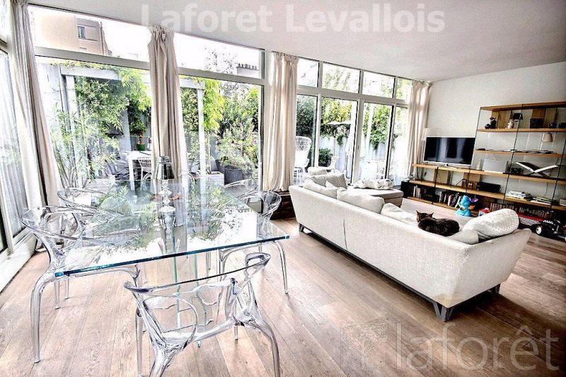 Vente de prestige appartement Levallois perret 1140000€ - Photo 1