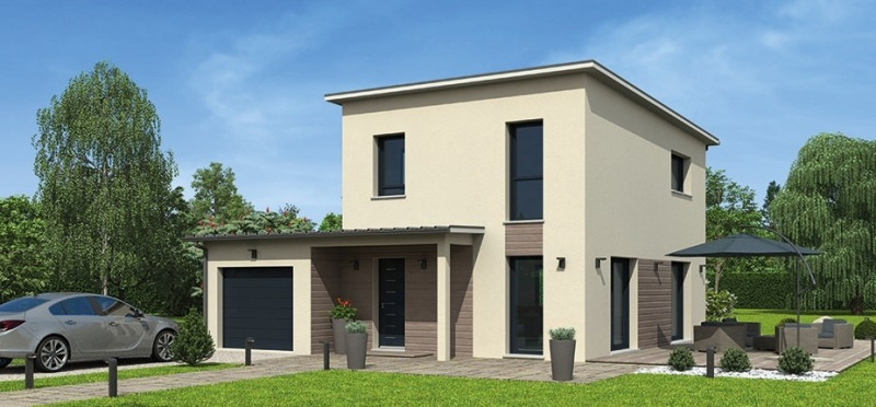 Maison  6 pièces + Terrain 430 m² Argenteuil par Natilia