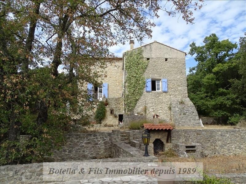 Immobile residenziali di prestigio casa Uzes 616000€ - Fotografia 1
