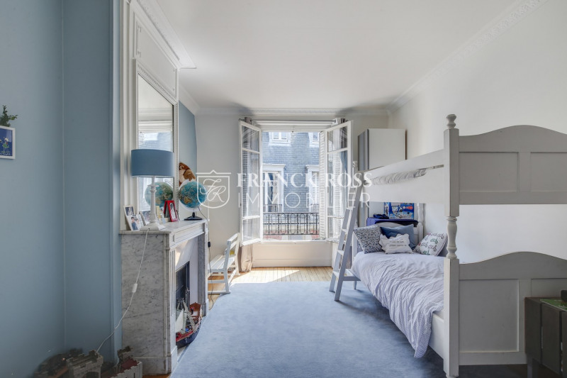 Rental apartment Paris 17ème 6000€ CC - Picture 8