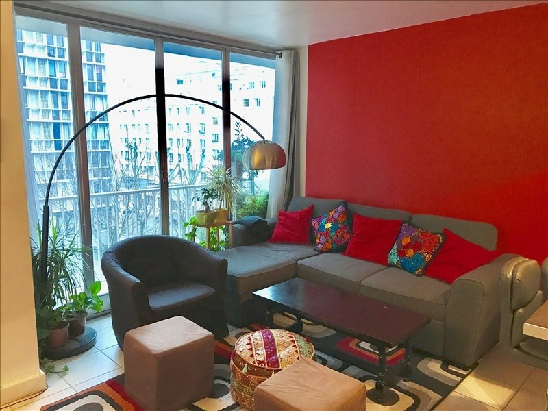 Sale apartment Boulogne billancourt 465 000€ - Picture 2
