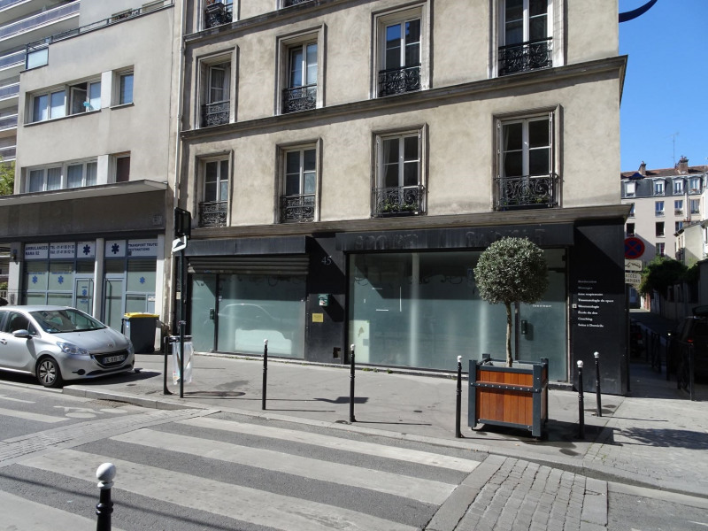 Location Local commercial Clichy 0
