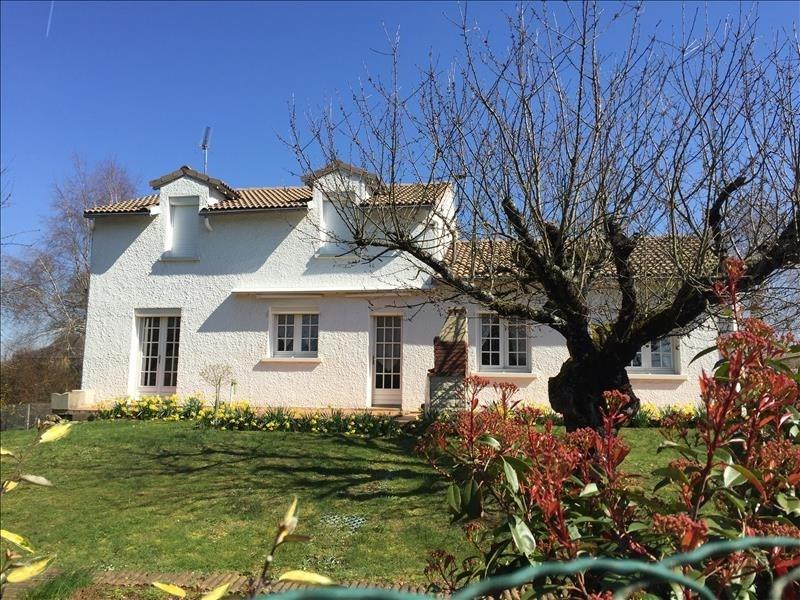 Vente maison / villa Smarves 199000€ -  1