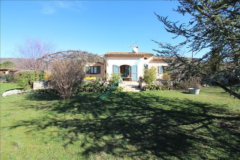 Vente maison / villa Saint cezaire sur siagne 495000€ - Photo 1