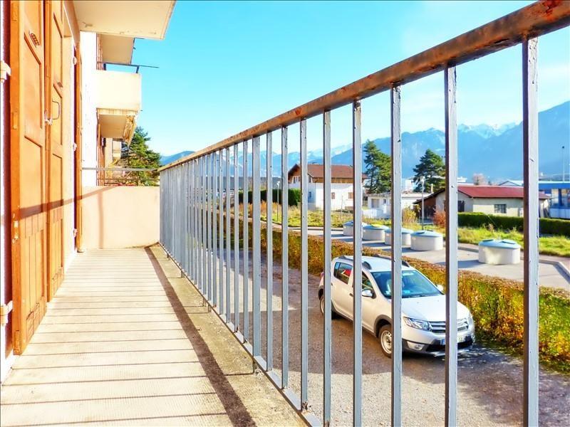 Vente appartement Marignier 120000€ - Photo 8