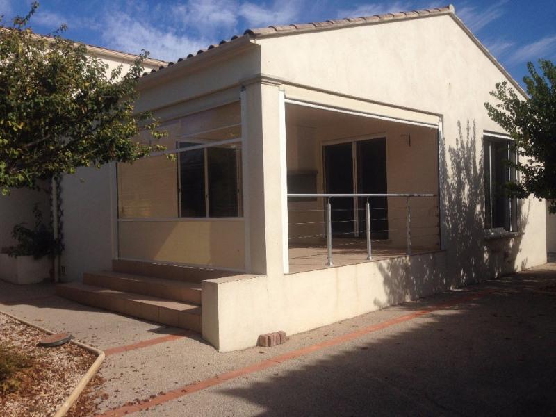 Sale house / villa Saint laurent d aigouze 350000€ - Picture 1