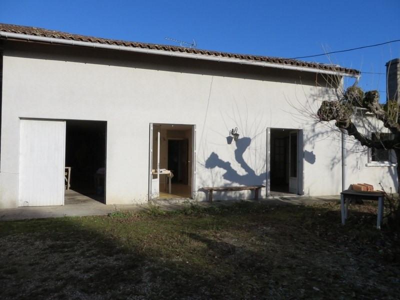 Sale house / villa Le pizou 92000€ - Picture 1
