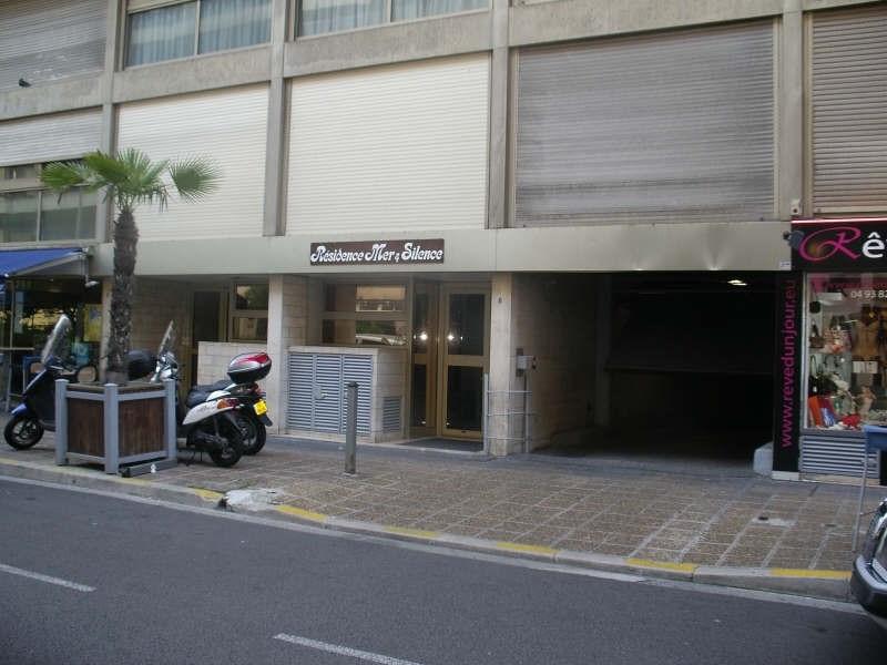 Vendita parking/auto coperto Nice 47000€ - Fotografia 1