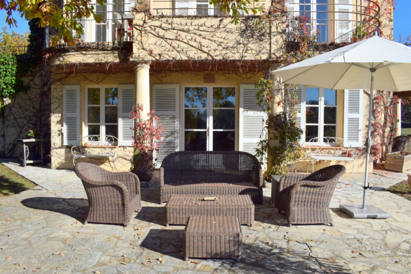 Deluxe sale house / villa Fayence 1 085 000€ - Picture 10