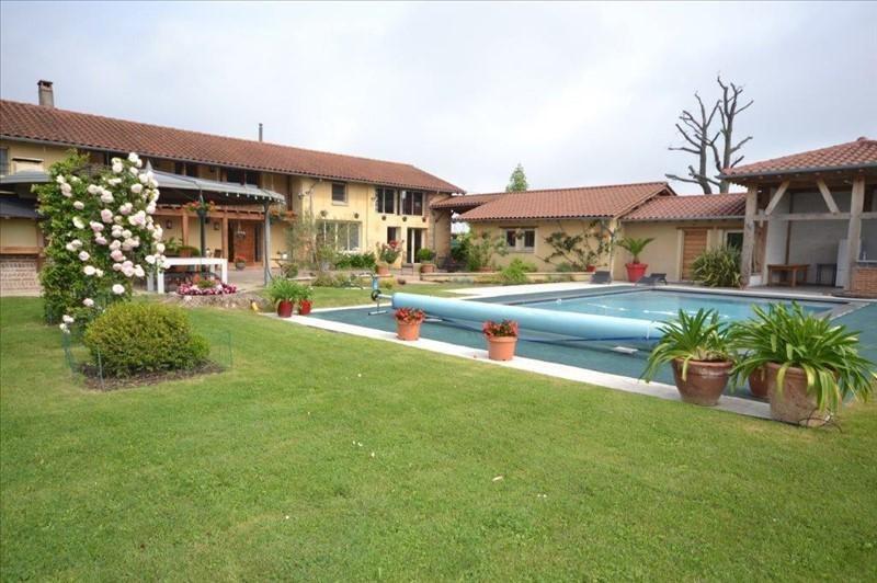 Deluxe sale house / villa Chatillon sur chalaronne 990000€ - Picture 1