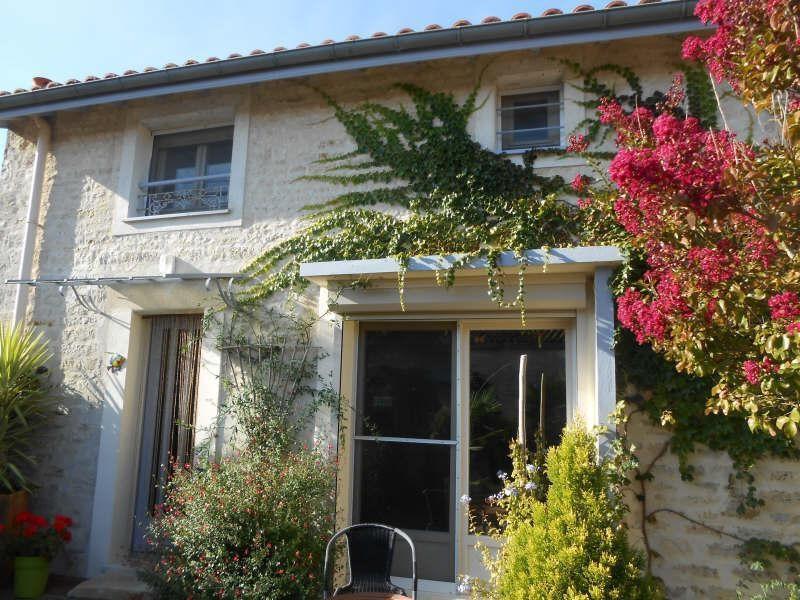 Sale house / villa D'aulnay de saintonge 129600€ - Picture 1