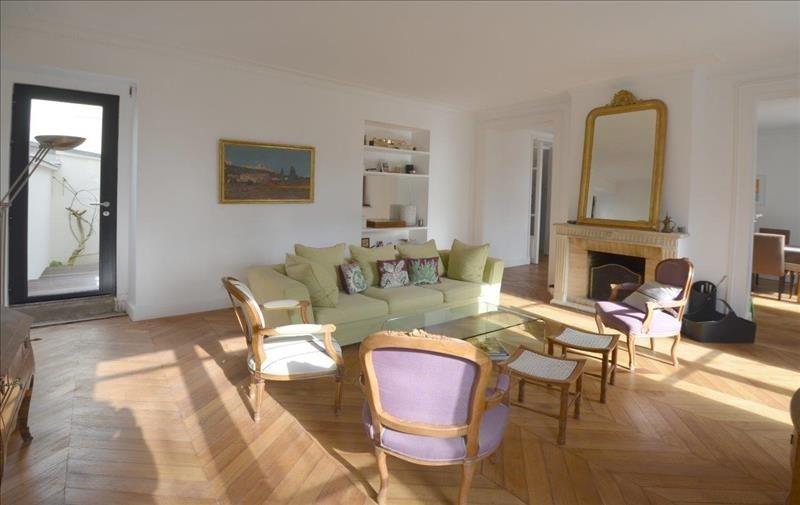 Rental house / villa Croissy sur seine 5500€ CC - Picture 2