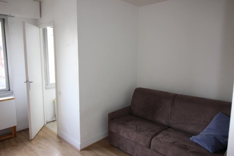 Sale apartment Paris 18ème 187000€ - Picture 2