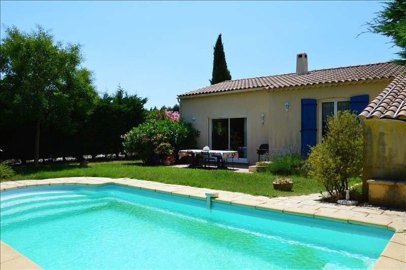 Sale house / villa Monteux 296 800€ - Picture 1