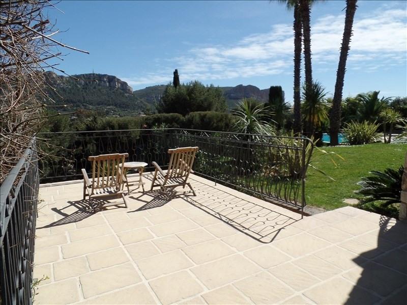 Vente de prestige maison / villa Cassis 2050000€ - Photo 7