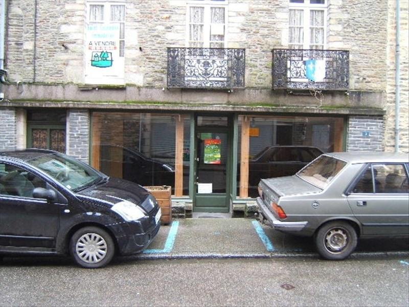Sale building Josselin 54500€ - Picture 2