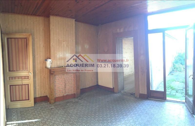 Sale house / villa Carvin 86000€ - Picture 2