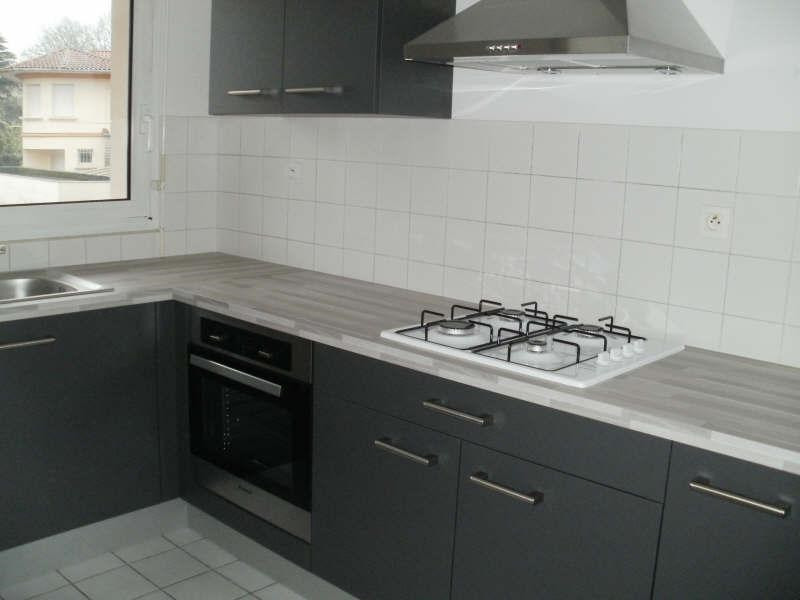 Rental apartment Dax 486€ CC - Picture 1