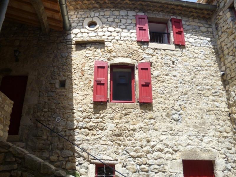 Location appartement Saint-maurice-d'ibie 323€ CC - Photo 1