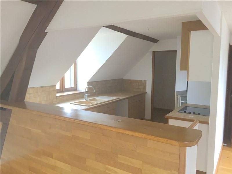 Rental apartment Honfleur 750€ CC - Picture 4