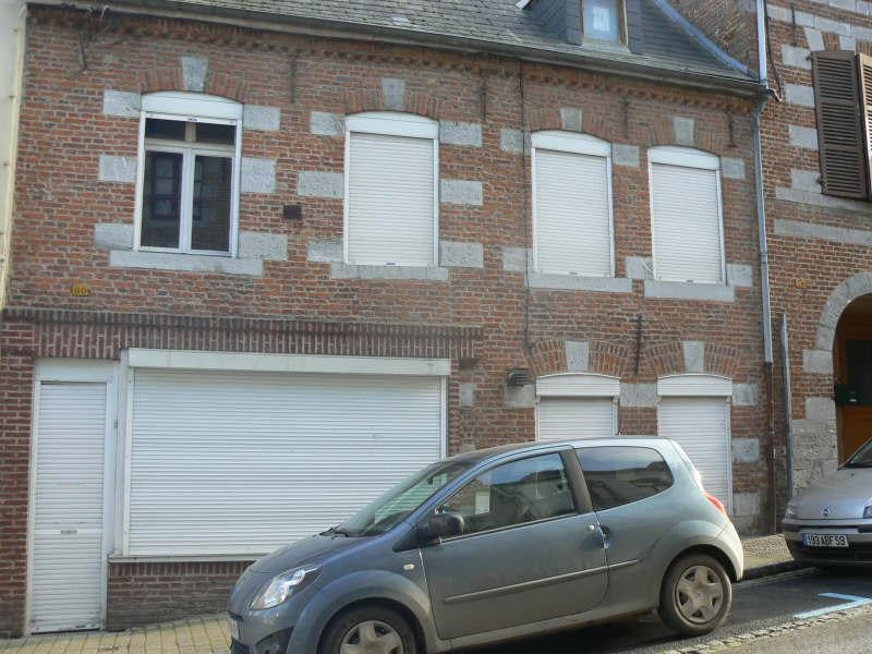 Vente maison / villa Avesnes sur helpe 48 800€ - Photo 1