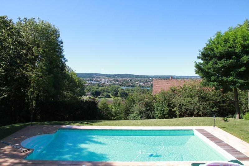 Sale house / villa Triel sur seine 750000€ - Picture 2
