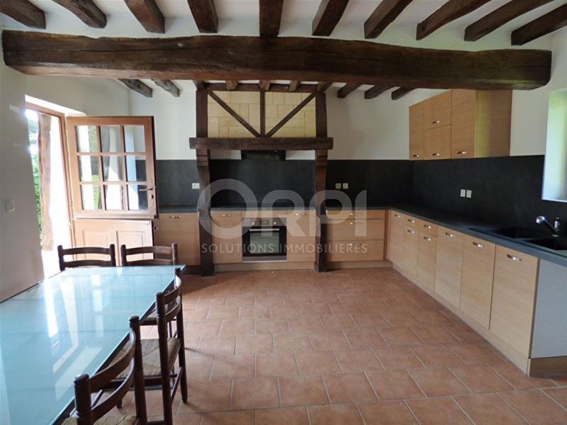 Sale house / villa Lyons la foret 222000€ - Picture 5