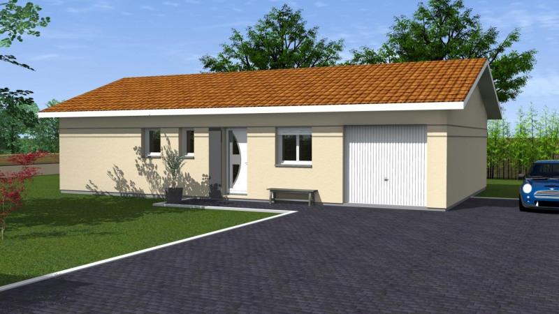 Maison  4 pièces + Terrain 586 m² Soustons par MAISONS CONFORECO - AGENCE MONT DE MARSAN