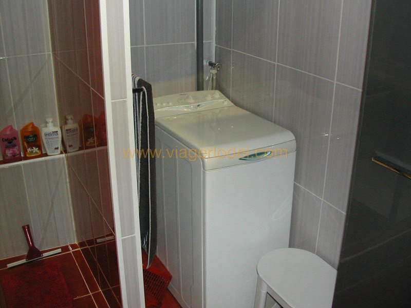 Life annuity apartment Saint-laurent-du-var 52 000€ - Picture 4