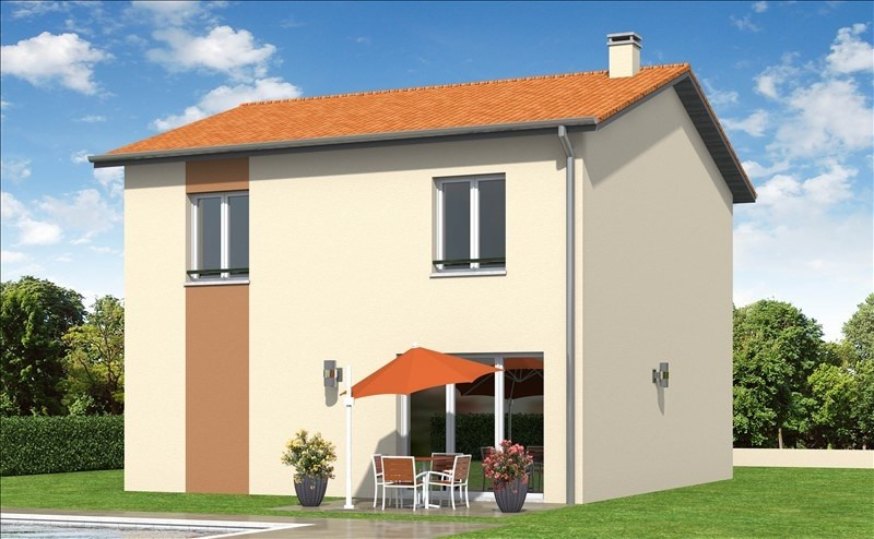Sale house / villa Ternay 319 500€ - Picture 2