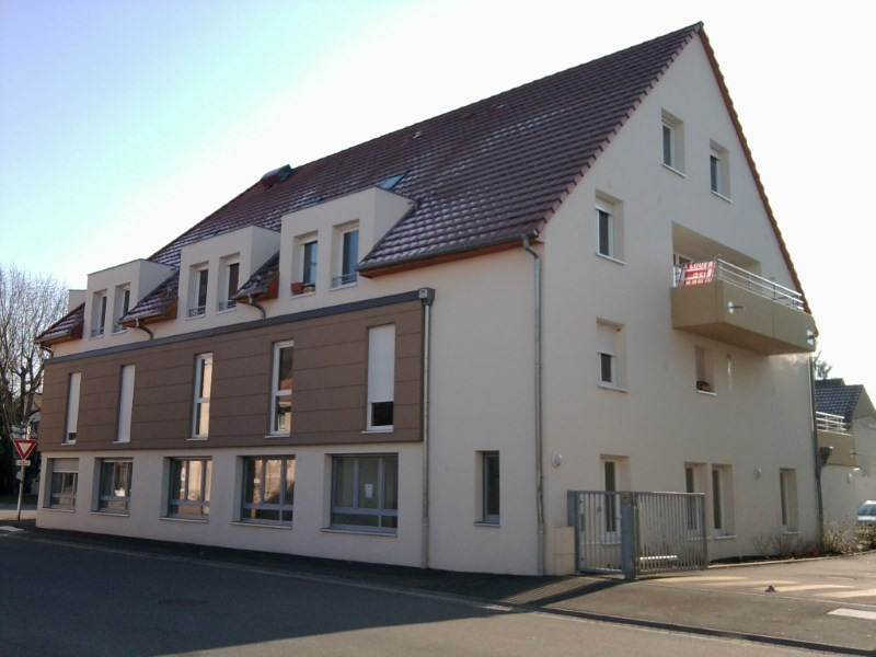 Location appartement Rhinau 815€ CC - Photo 3