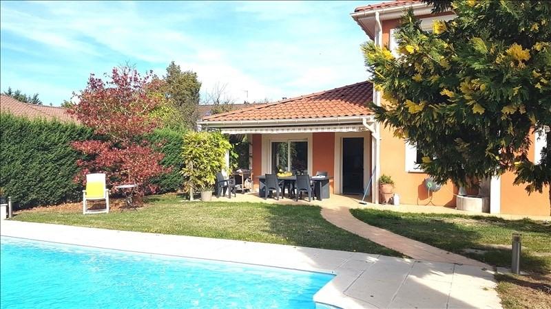 Vente maison / villa Heyrieux 485000€ - Photo 4