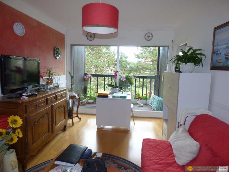 Revenda apartamento Villers sur mer 139000€ - Fotografia 3