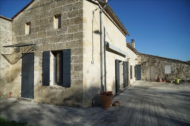 Sale house / villa St andre de cubzac 353000€ - Picture 2