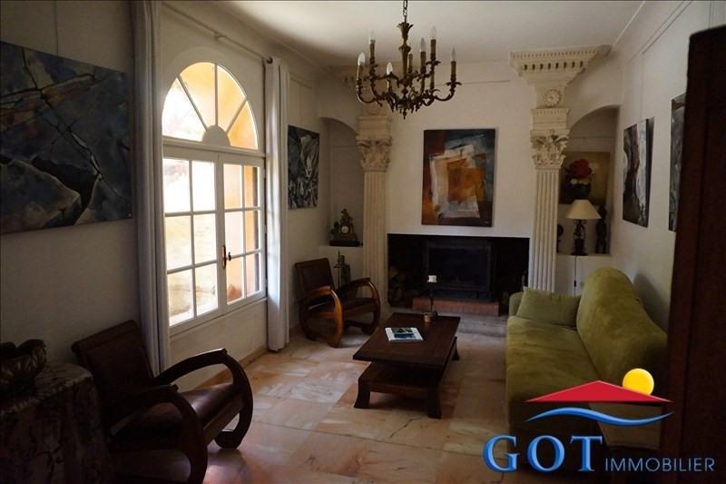Revenda residencial de prestígio casa Bompas 555000€ - Fotografia 11