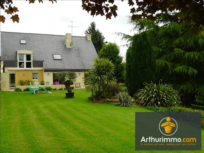 Sale house / villa Quintin 324500€ - Picture 2