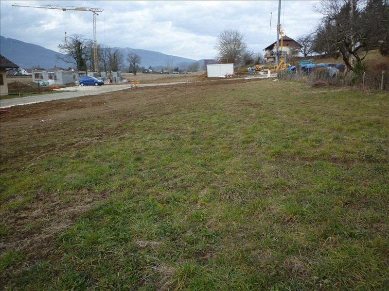Vente terrain Vallieres 128 000€ - Photo 2
