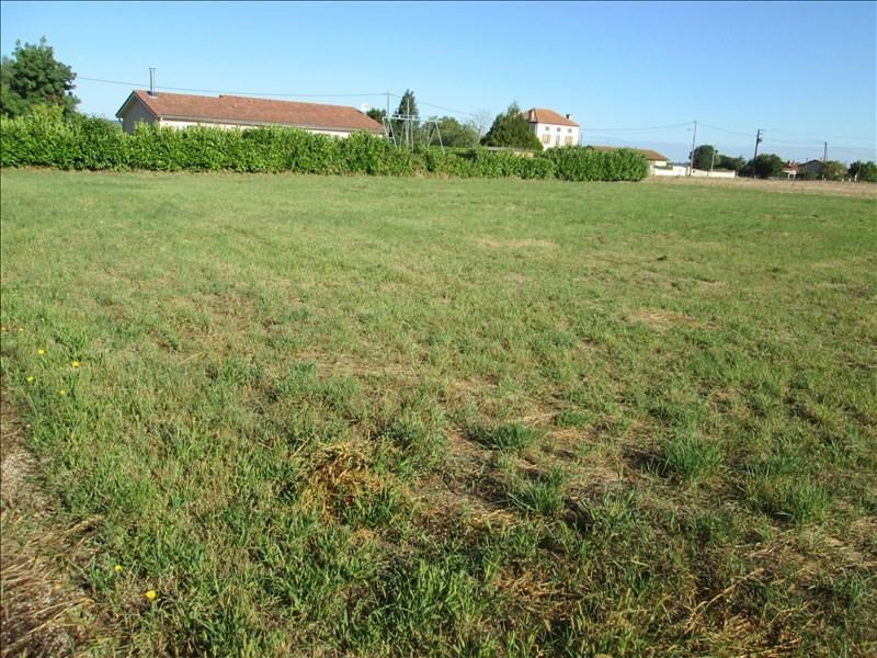 Sale site Cuisery 66000€ - Picture 1