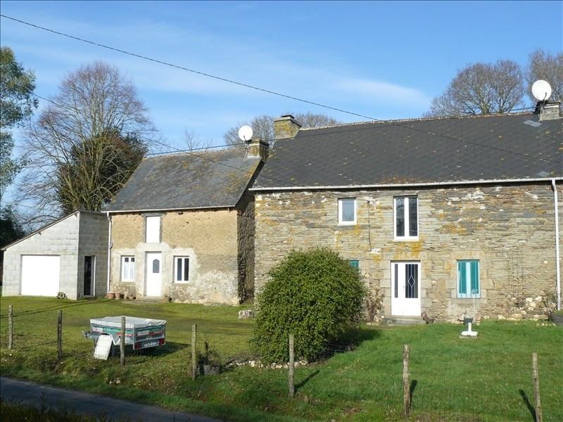 Sale house / villa Mohon 89990€ - Picture 1