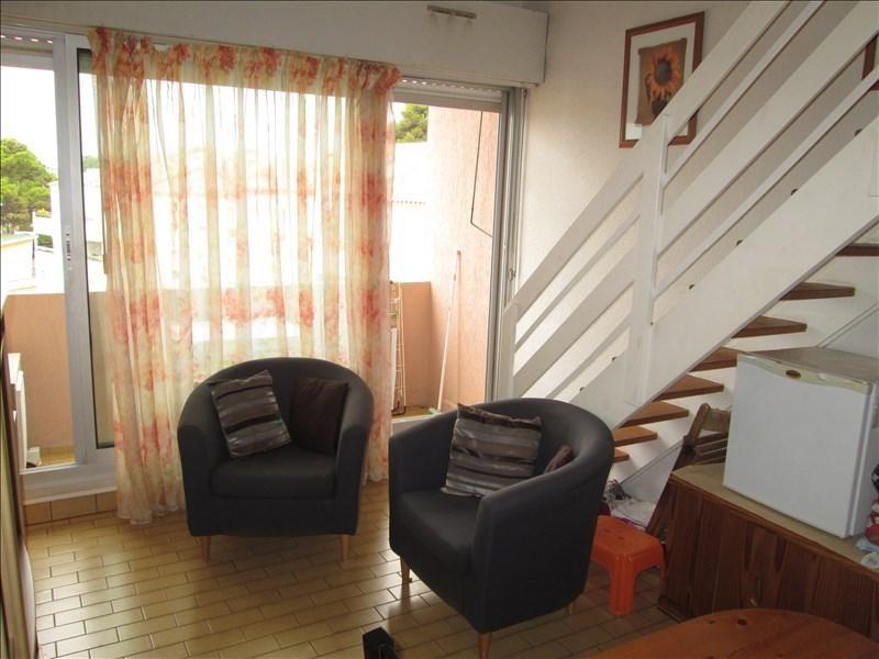 Sale apartment Balaruc les bains 92000€ - Picture 1