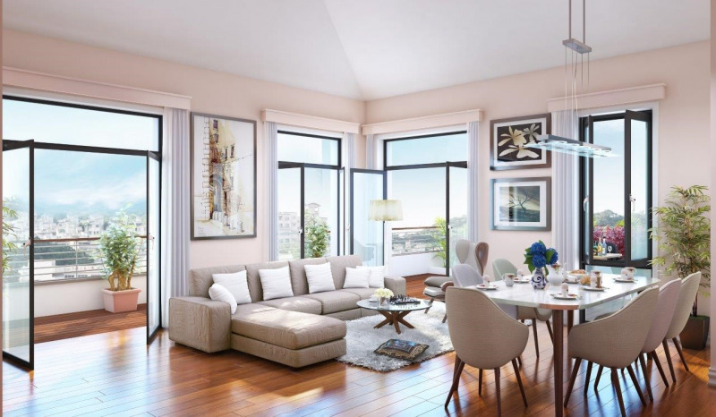 Sale apartment Courbevoie 740000€ - Picture 4