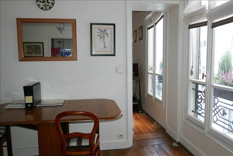 Vente appartement Paris 17ème 449280€ - Photo 4