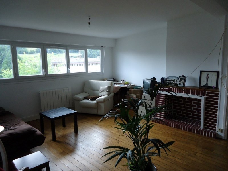 Rental apartment Lisieux 857€ CC - Picture 1
