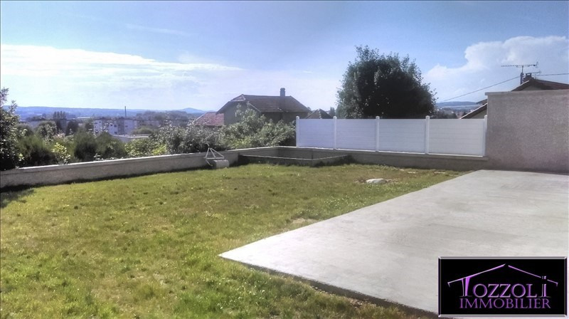 Sale house / villa Bourgoin jallieu 209000€ - Picture 2