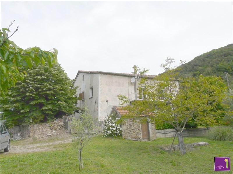 Vendita casa Les mages 220000€ - Fotografia 1