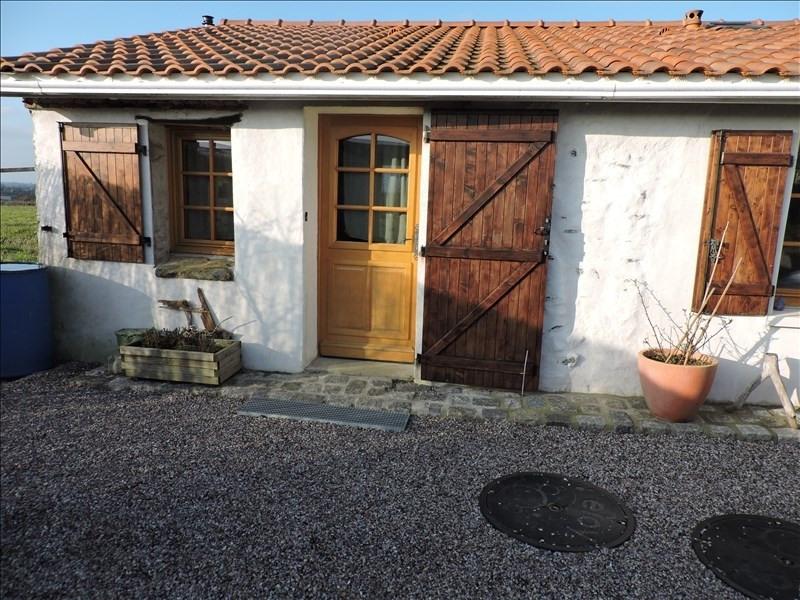 Vente maison / villa La boissiere du dore 98990€ - Photo 1