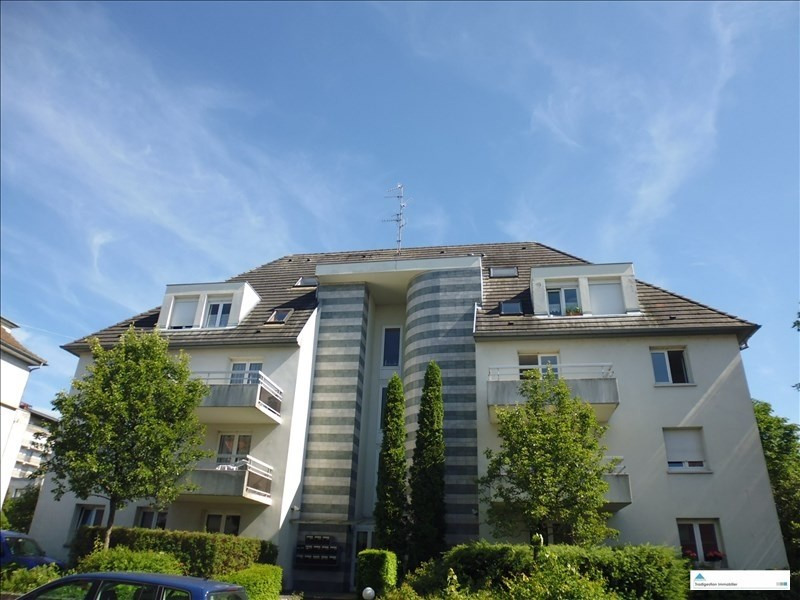 Vente appartement Strasbourg 115 000€ - Photo 1